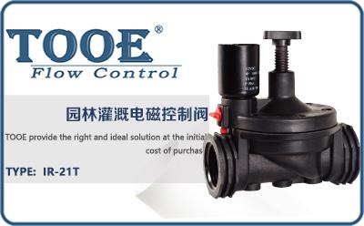 进口园林灌溉电磁控制阀