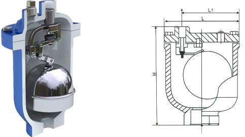 暖通系统及暖通空调系统在运行过程中,水在加热时释放的气体如氢气图片