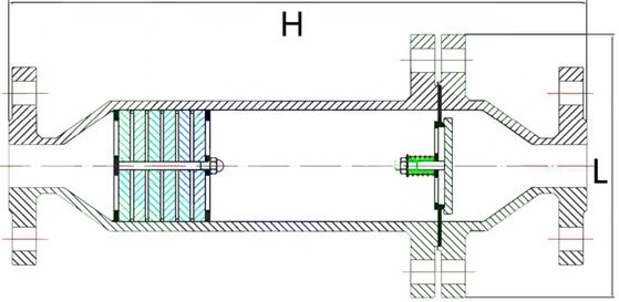 氢气电解槽结构图